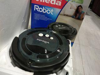 Robot limpiador de suelos