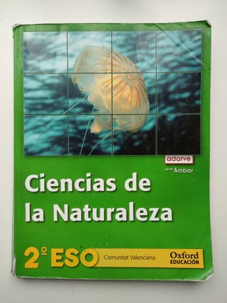 Libro Naturales 2ESO Oxford