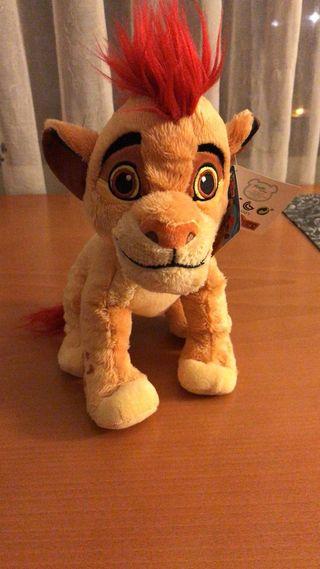 Peluche Simba del Rey Leon (Disney)