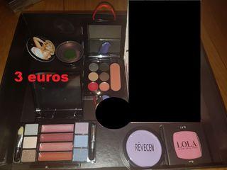 Maquillaje TODO a 3 EUROS