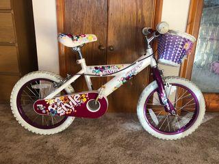 Girls immaculate HUFFY bike