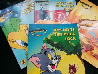 Libros infantiles Warner Bros