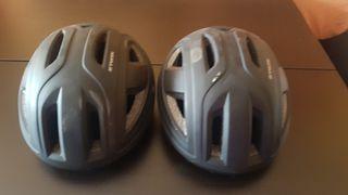 Cascos bicicleta