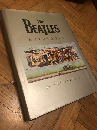 Libro Beatles Antología (nuevo)