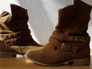 botas de pelo