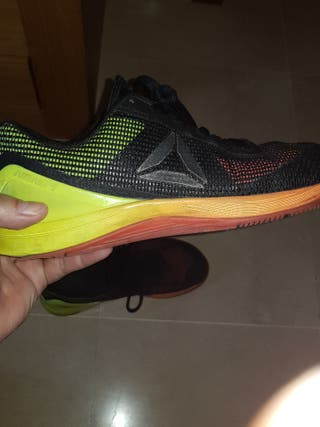 Vendo zapatos Reebok Crossfit Nano 7