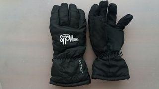 guantes de esquiar