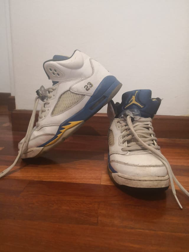 new concept 28042 7b1aa NIKE AIR JORDAN RETRO second hand for 30 € in London in WALL
