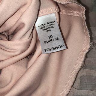 Vestido TopShop