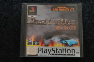 Destruction derby psx