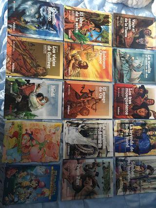 Libros para niños/niñas