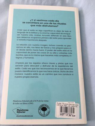 Empieza Los De Mano Por Andrea Segunda € En 10 Zapatos Amoretti dhQBotsrCx