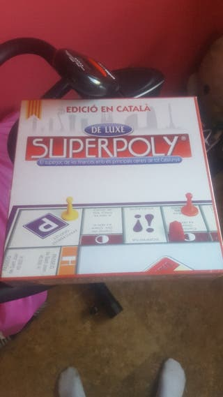 monopoly superpoly Catalan.