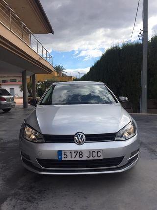 Volkswagen golf 7 2015
