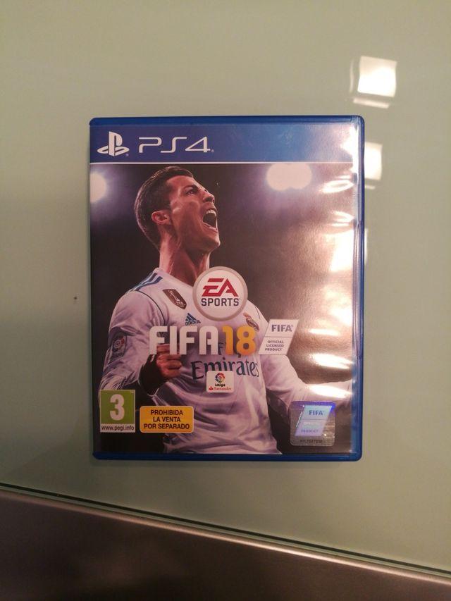 Fifa 2018 PS4