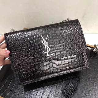 YSL SUNSET HANDBAG