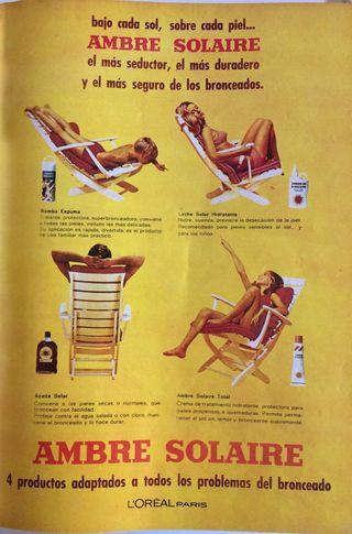 Original En Valencia Vintage Publicidad De Segunda Por 29 Mano wPkOn0