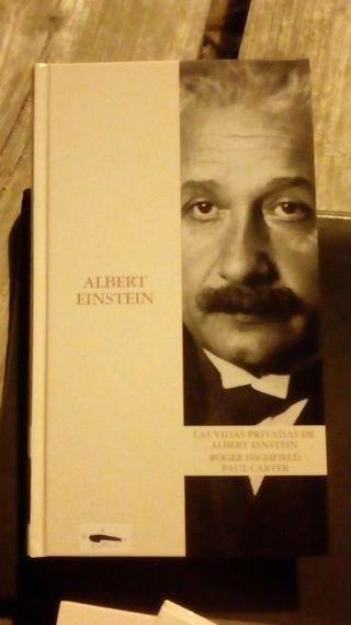 libro Albert Einstein