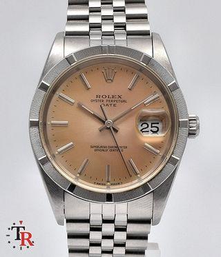 8e8ad4ed9fd Reloj Rolex Oyster de segunda mano en WALLAPOP