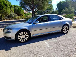 Audi A8 6.0 V12 450cv