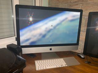 """iMac 27"""" sin uso"""