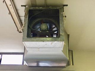 Extractor de aire.