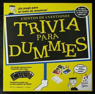 Trivia para Dummies (Juego de mesa)