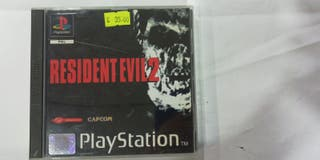 Juego RESIDENT EVIL 2 (PS1)