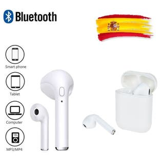 Auriculares bluetooth I7S MINI AirPods SIN Luces