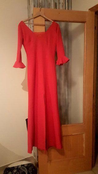 Vestido Rojo talla 36