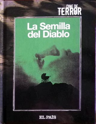 La semilla del Diablo DVD + Libro