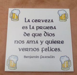 Azulejo Cerveza