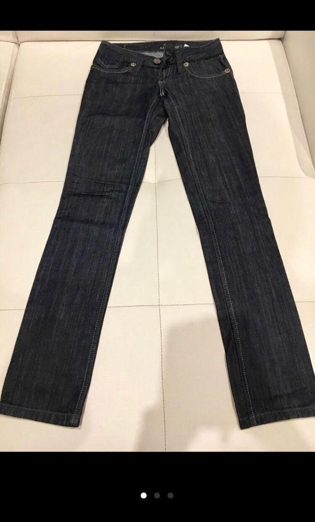 cfc1aa621 Pack 5 pantalones tejanos talla 34 buenas marcas de segunda mano por ...