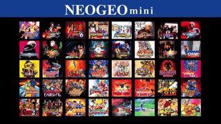 Neogeo mini japonesa.