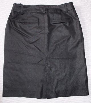Falda negra Talla 36