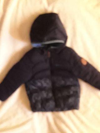 Abrigo niño 3 años Decathlon