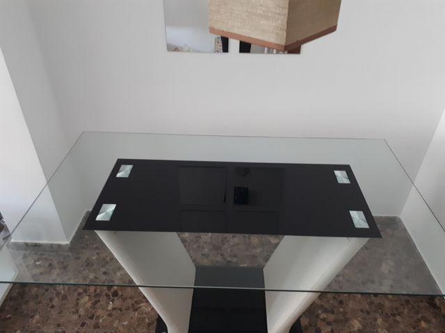 Mesa salón comedor diseño de segunda mano por 120 € en Torrent en ...
