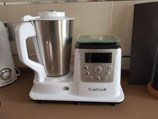 Robot de cocina a estrenar - Cuisicook
