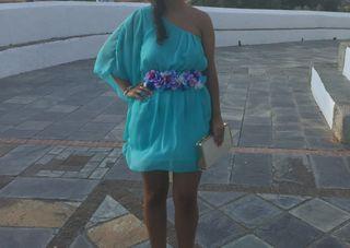 vestido para bodas , fiestas