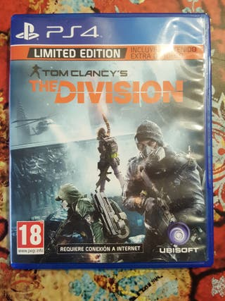 the division - ps4