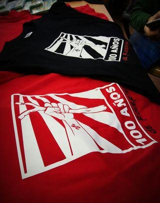 Camisetas Scout