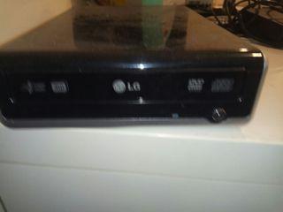 lector/grabador de cd's dvd's