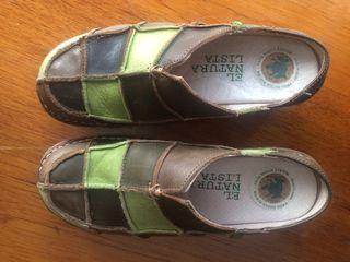 Zapatos El Naturalista 36