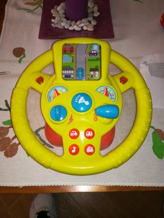 volante de juguete