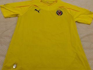 Camiseta Villarreal