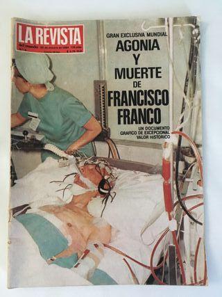 Muerte de Franco La Revista