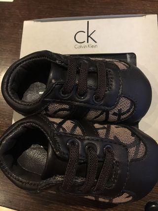 Zapatillas bebé Calvin Klein
