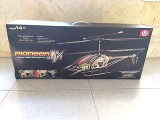 Helicóptero teledirigido PioneerMX
