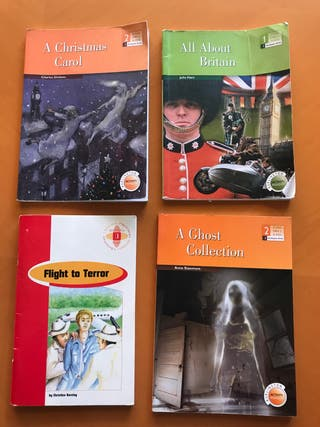 Literatura Inglés ESO