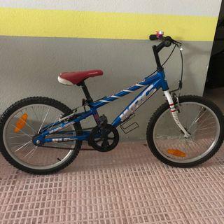 Biciceta de niño